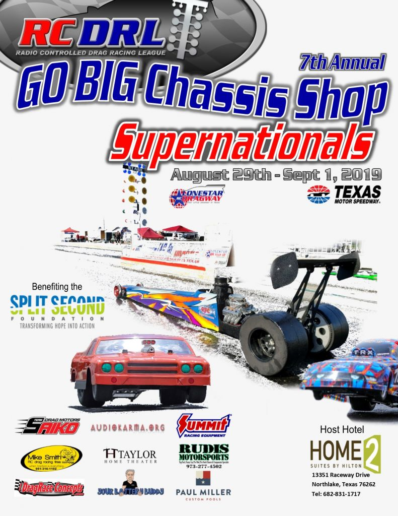 RCDRL Texas – Radio Controlled Drag Racing League