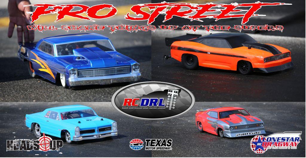 RCDRL Louisiana – Radio Controlled Drag Racing League